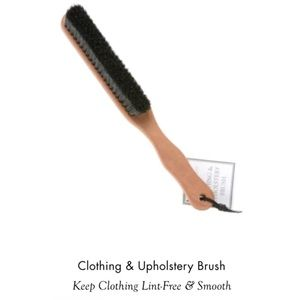 ISO 🙏 The Laundress Clothing & Upholstery Brush